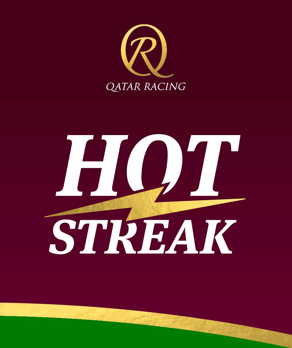 Hot Streak Hoempage Ribbon